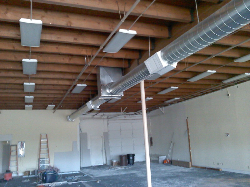 Ductwork Installation Contractors